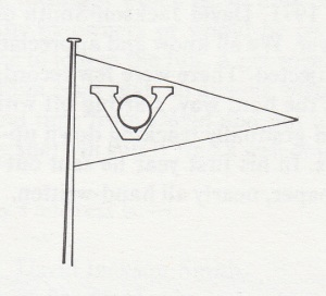 Vertue Owners' Association Burgee